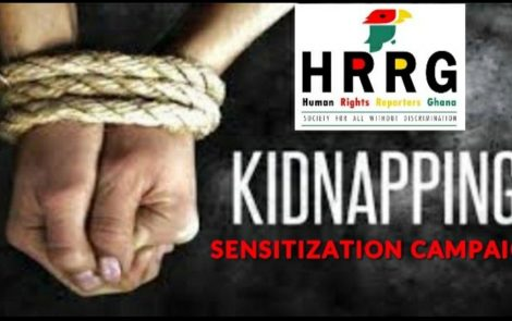 Kidnapping Sensitization Campaign