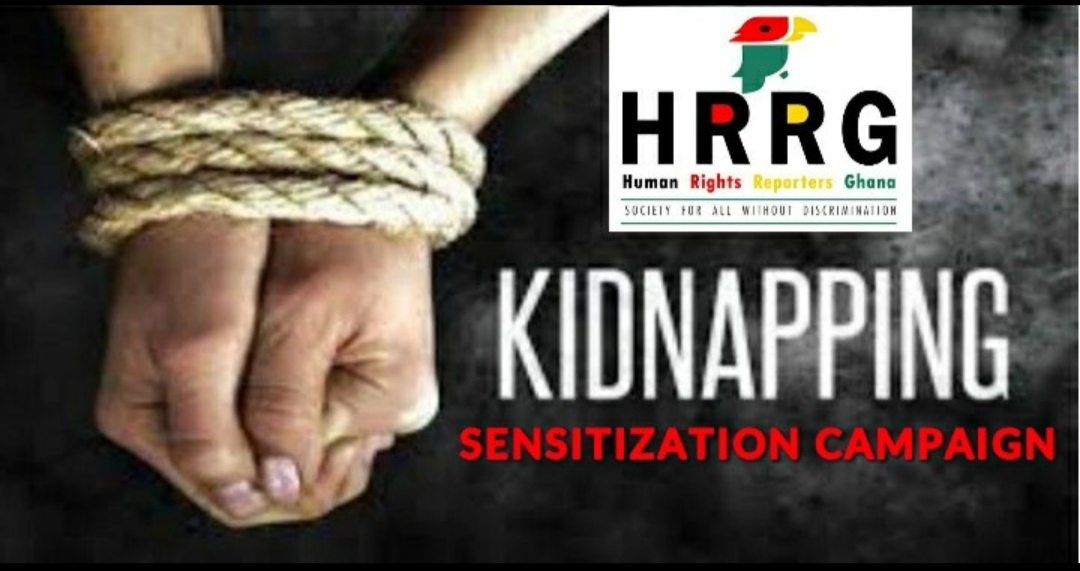 kidnapping sensitization HRRG