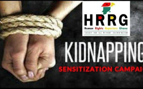 Kidnapping Sensitization Campaign